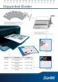 BANTEX 16146-07 A4 6級咭紙索引分類頁(10套/包)-釘裝用