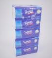 Tempo 四層袋裝紙巾(天然無香)- 1條 (5包) Tempo - Neutral Bathroom Box Tissue 4-ply - 1 rolls (5 Packs)