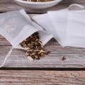 Milan-一次性抽繩濾茶袋/即棄過濾袋/多用途過濾袋/裝茶葉/香料袋【100pcs】
